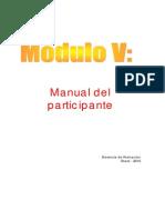 Módulo V
