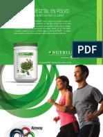 Proteina Nutrilite para bajar peso