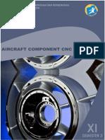 Aircraft Component CNC Machining