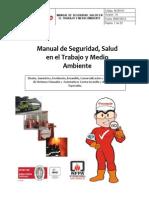 Manual de Seguridad Salud Ocupacional y Medio Ambiente
