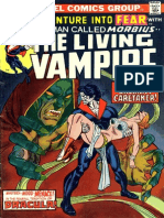 Adventures Into Fear 21 Morbius The Living Vampire