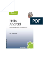 Hello Android Introducing