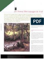 Downy Libre Enjuague de Ariel David Mayorga