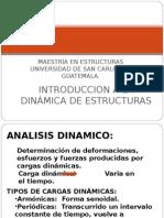 DINAMICA ESTRUCTURAL 2015