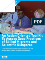 Gabriela Tejada an Action Oriented Tool Kit to Asses Good Practices of Skilled Migrants