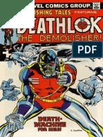 Astonishing Tales 26 Deathlok
