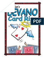 Don Alan - Devano Card Rise