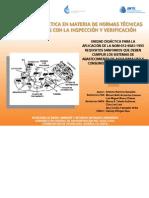 Serie Autodidáctica en Materia de Normas Técnicas Relacionadas Con La Inspección y Verificación