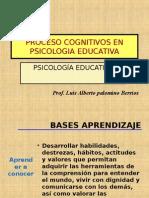 Procesos Cognitivos y Aprendizaje