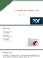 Construccion Materiales de Construccion