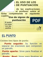 1e. Signos de Puntuacion