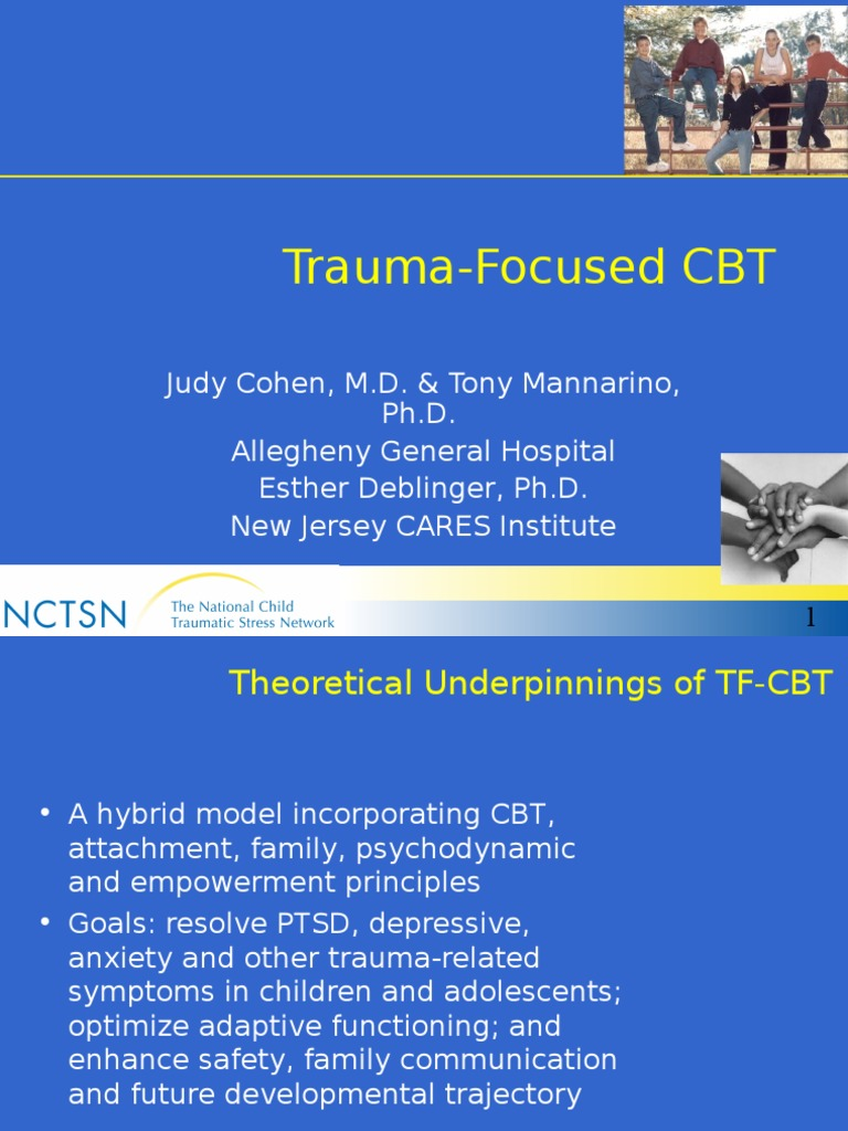 Workbooks tf cbt workbook for children : trauma-focused cognitive behavioral therapy - judith cohen ...
