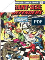 Giant Size Defenders 3 Vol 1