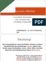Keracunan Alkohol