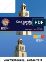 Data Warehouse lecture 10