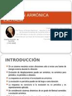 VIBRACIÓN ARMÓNICA EXCITADA