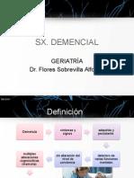 Sx Demencial