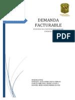 Demanda Facturable HM
