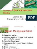 Opsi Manajemen Keuangan