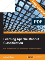 Learning Apache Mahout Classification - Sample Chapter