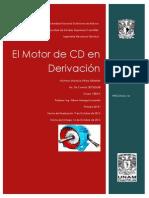 motor de cd en derivacion