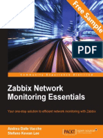 Zabbix Network Monitoring Essentials - Sample Chapter