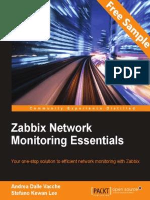 Zabbix Network Monitoring Essentials - Sample Chapter