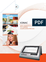 Brochure of Cinac