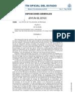 Ley 32-2014 de Metrología