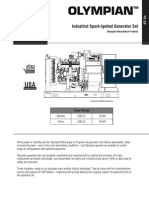 5 Engine Specification Sheet