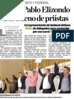 19-02-2015 Recibe Pablo Elizondo visto bueno de priístas
