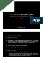 Baromètre Posternak Ifop - 02.15