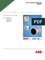 Flowmeter ABB FSM4000