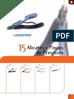 Alicates y Pinzas de Precisión