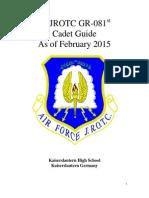 cadet guide 2015