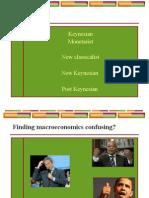 Macroeconomics Lecture Notes Part 1