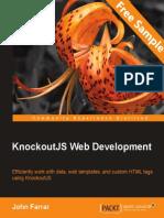 KnockoutJS Web Development - Sample Chapter