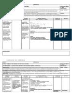 Plan Bloque Iiii. Un Modelo Para Describir La Estructura de La Materia. Ciclo 2012