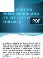 Fenomenul Migrator - Prezentare Turcia