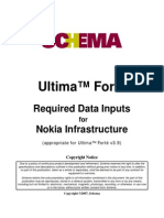 3.Required Data Inputs for Nokia Markets