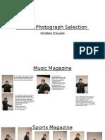 Task 19 Photograph Selection