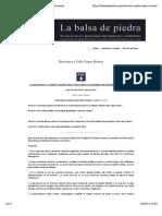 "Vista Previa de ""Entrevista a Pablo López Álvarez » La Balsa de Piedra"""