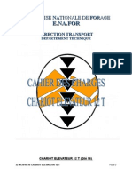 Cahiers Des Charges Chariot Elevateur 12 T