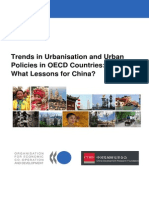 OECD Trends in Urbanisation and Urban Policies