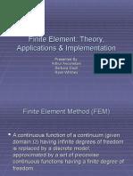 Finite Element Theory