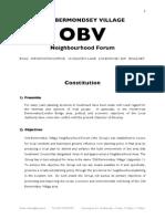 OBVNF Constitution 2015