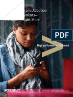 Accenture Consumer Mobile Payments Survey