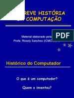 Uma breve história da computação