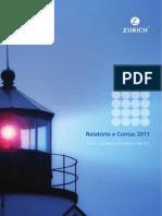 Relatório Contas Zurich_2011