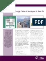 Bridge Seismic Analysis and Retrofit